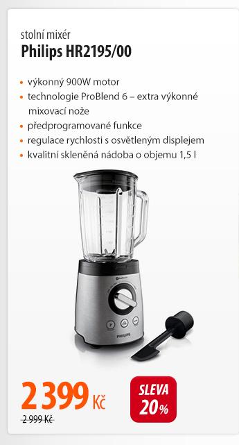 Stolní mixér Philips HR2195/00
