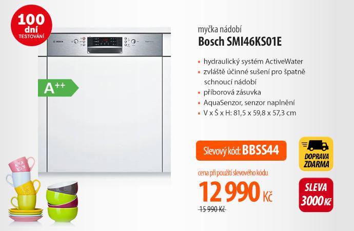 Myčka Bosch SMI46KS01E