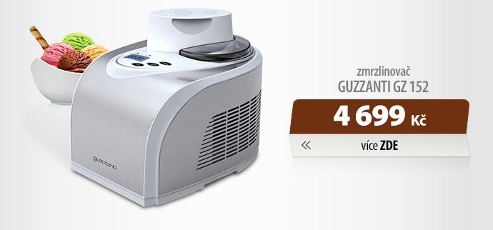 Zmrzlinovač Guzzanti GZ 152
