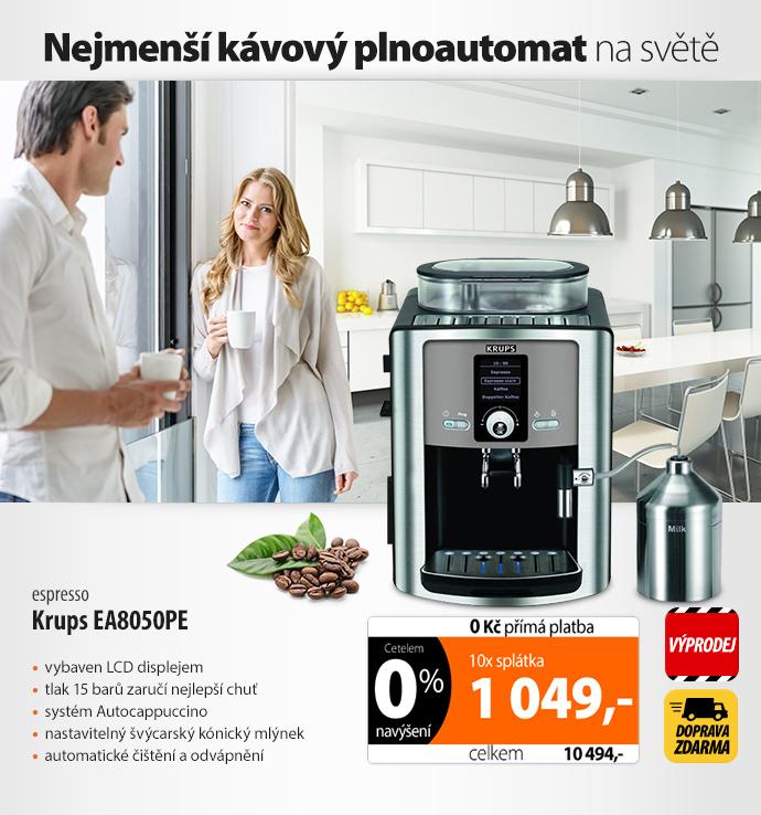 Kávovar Krups EA8050PE