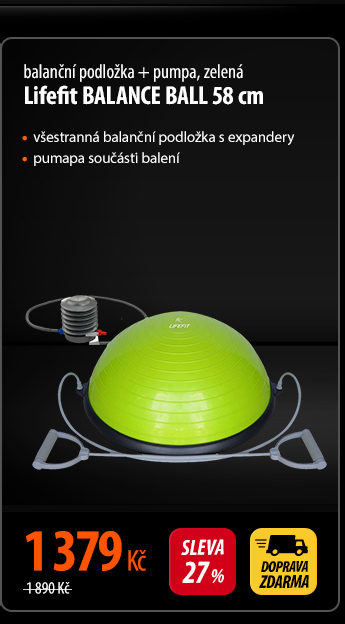 Balanční podložka Lifefit Balance Ball