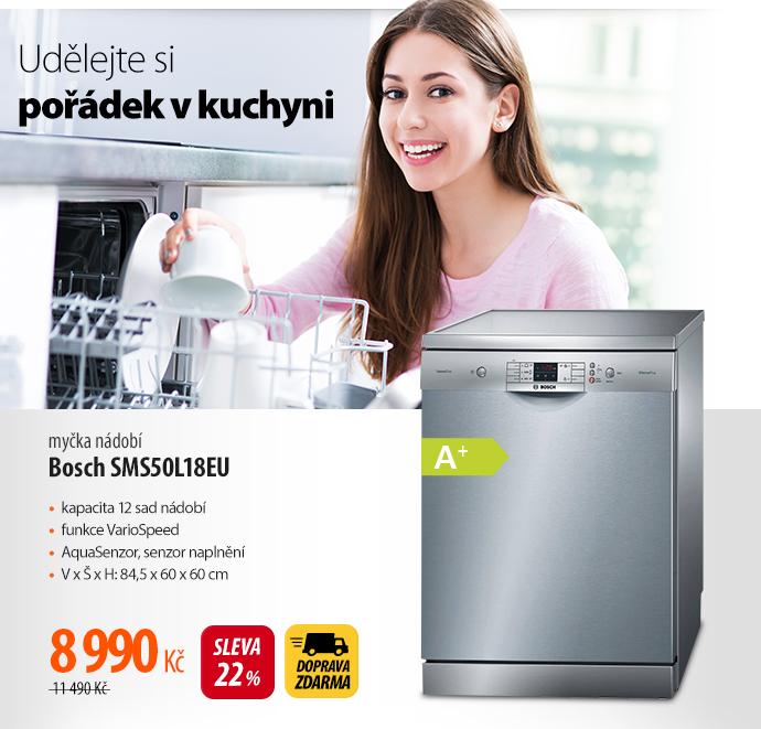 Myčka Bosch SMS50L18EU