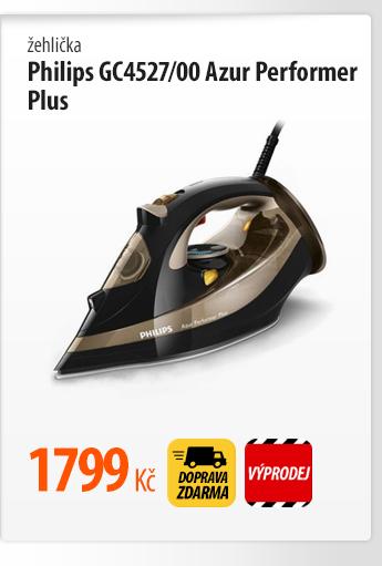 Žehlička Philips GC4527/00 Azur Performer Plus