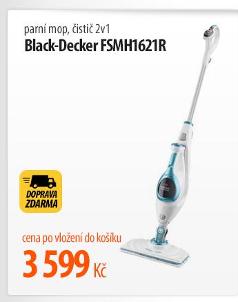 Parní mop Black-Decker FSMH1621R