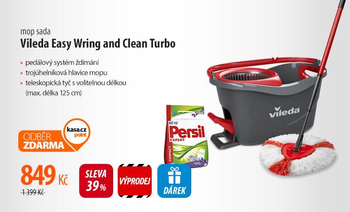 Mop Vileda Easy Wring and Clean Turbo