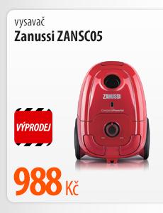 Vysavač Zanussi ZANSC05
