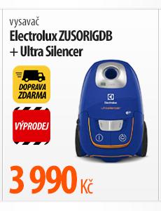 Vysavač Electrolux ZUSORIGDB Ultra Silencer