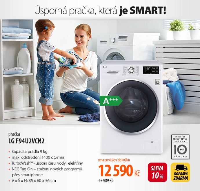 Pračka LG F94U2VCN2