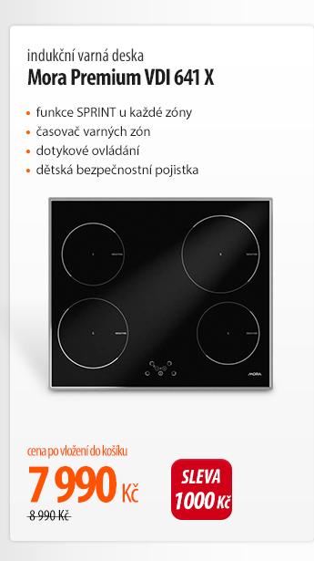 Varná deska Mora Premium VDI 641 X