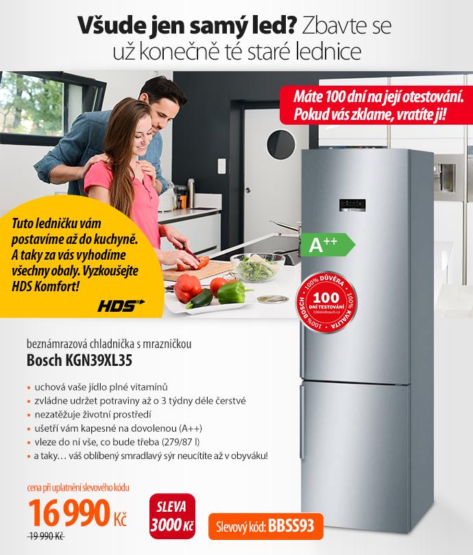 Lednice Bosch KGN39XL35