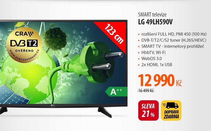 Smart TV LG 49LH590V
