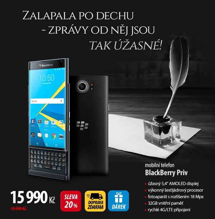 Telefon BlackBerry Priv