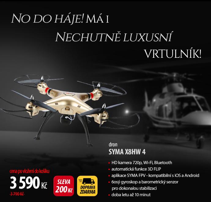 Dron Syma X8HW 4